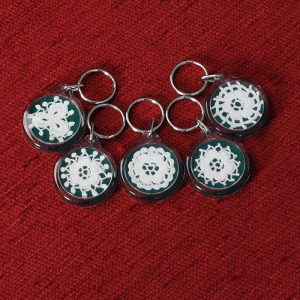 Clones Lace Keyrings