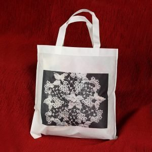 Clones lace - carrier bag