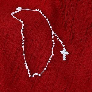 Clones Lace Rosary Beads