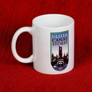 Ulster Canal Visitor Stores, souvenir mug