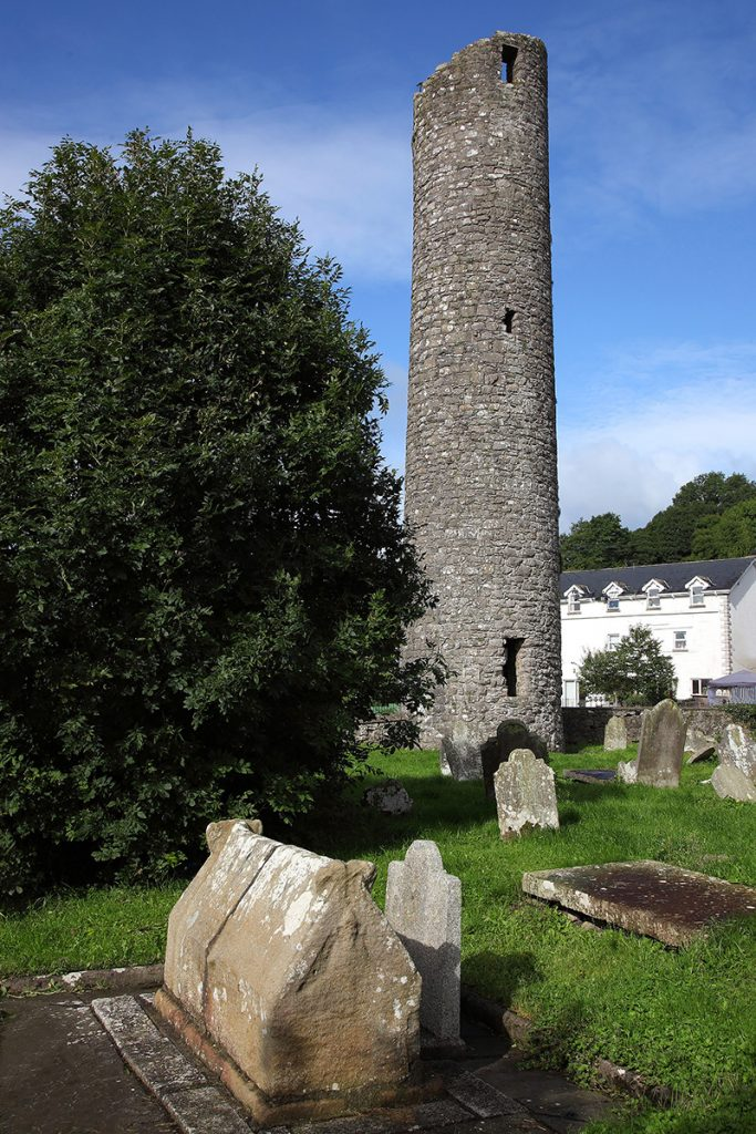 The Round Tower, Clones