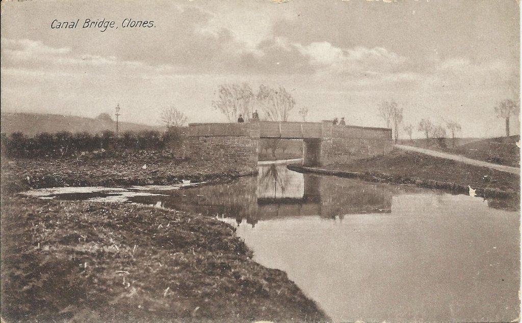 Canal Bridge, Clones