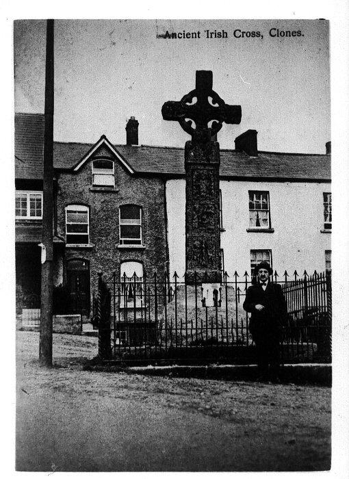 Irish Cross, Clones