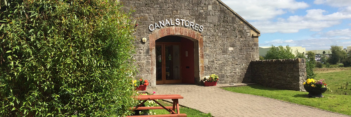 Ulster Canal Visitor Stores