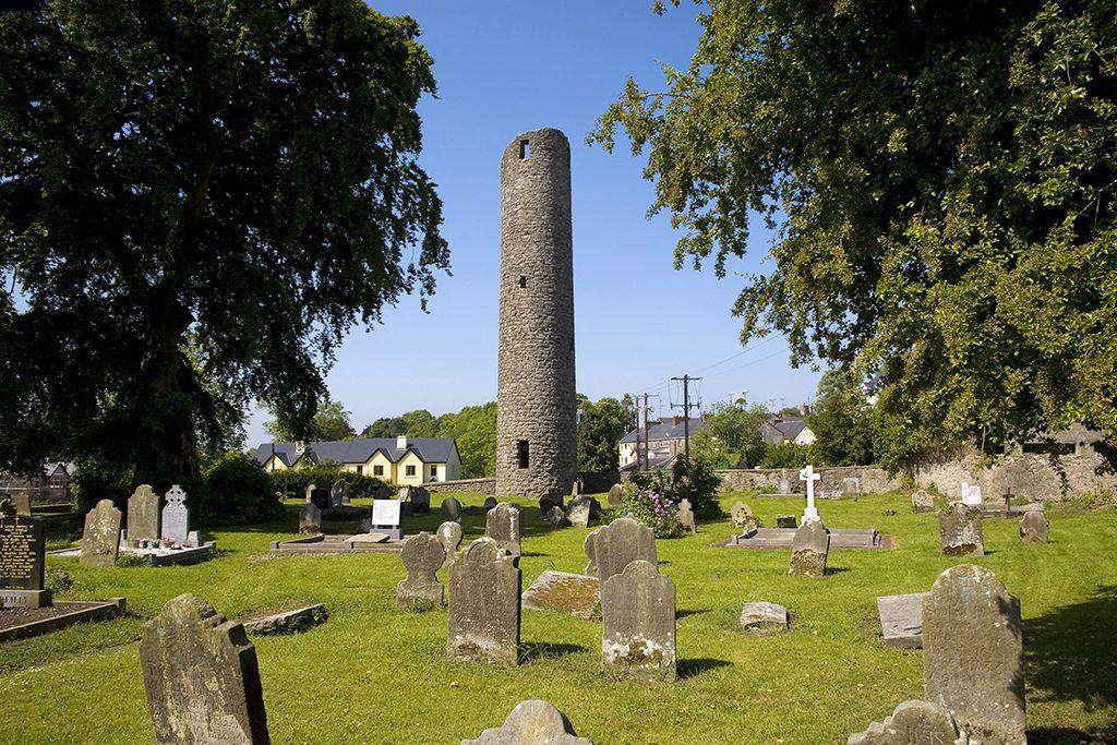 The Round Tower, Clones
